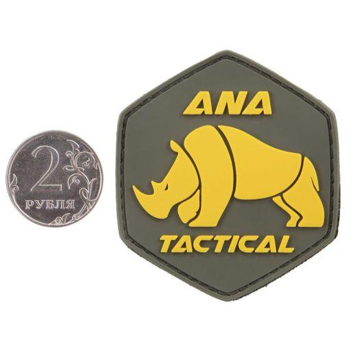 Патч АТ носорог олива
