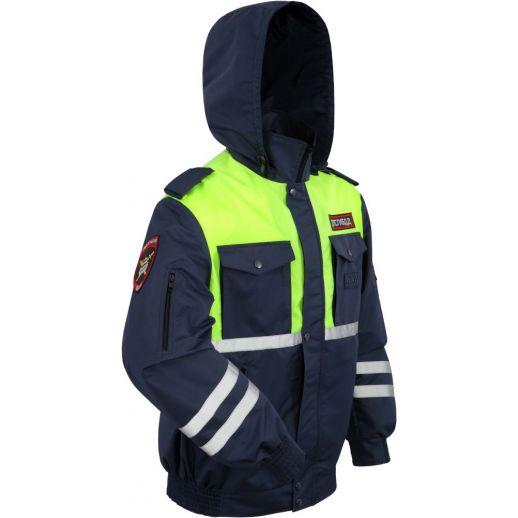 Куртка-ветровка ДПС