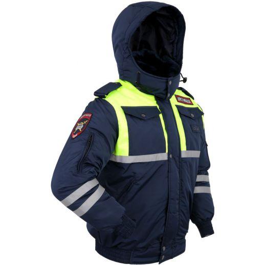 Куртка зимняя ДПС