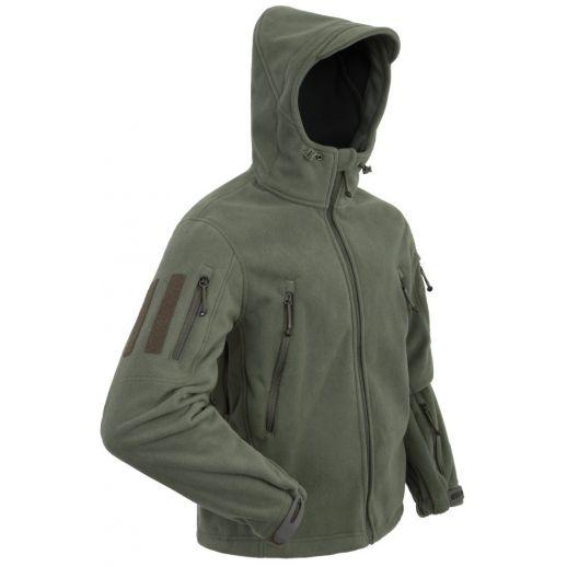 Куртка флисовая  мембранная